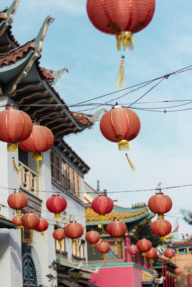 Chinatown, Los Angeles, CA, USA