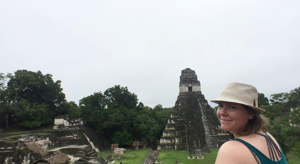 Day 6, Touring Tikal