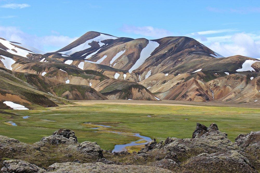 Landmannalaugar, Icelandic Highlands - Jessica Guatney