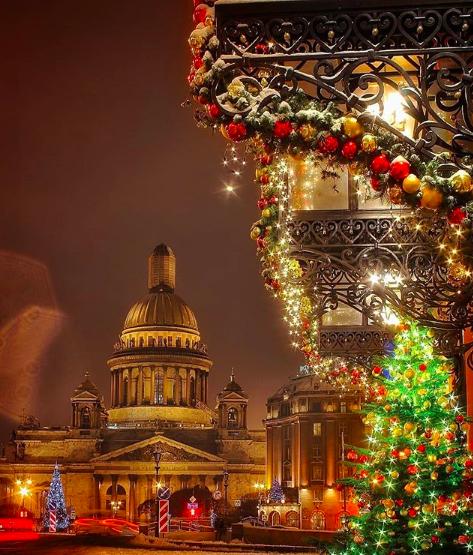 St Petersburg, Russa - @alexsandrkonovodov
