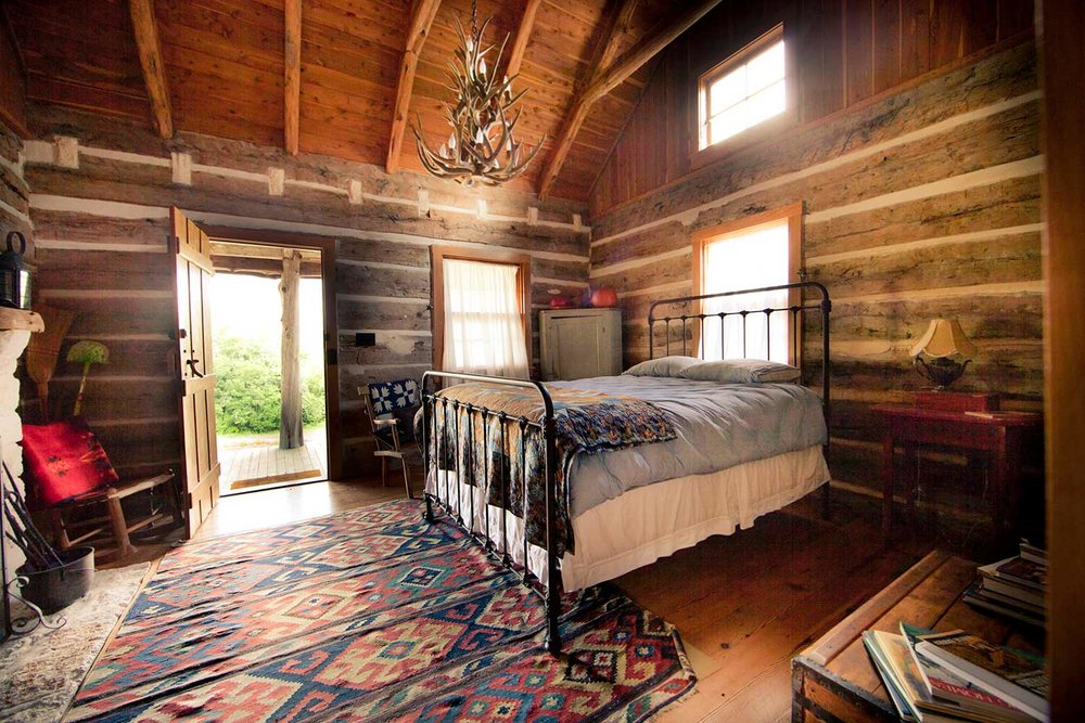Cabin on the Hill     1-2 Guests    $175 - $225