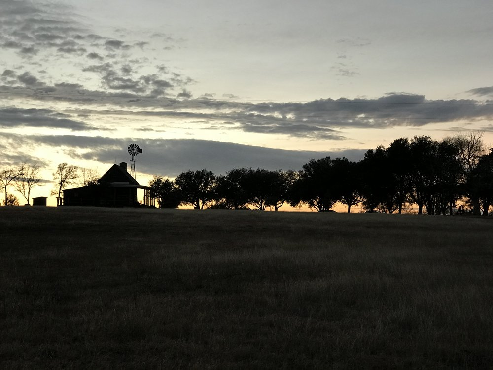 Step away from the city lights for a long, quiet sunset at the farm.