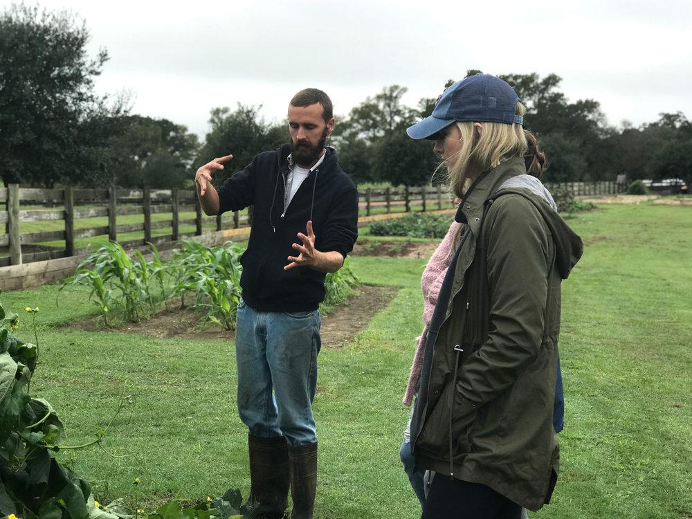 Head Gardener, Jerry Winkelmann talks about what's new in the garden.