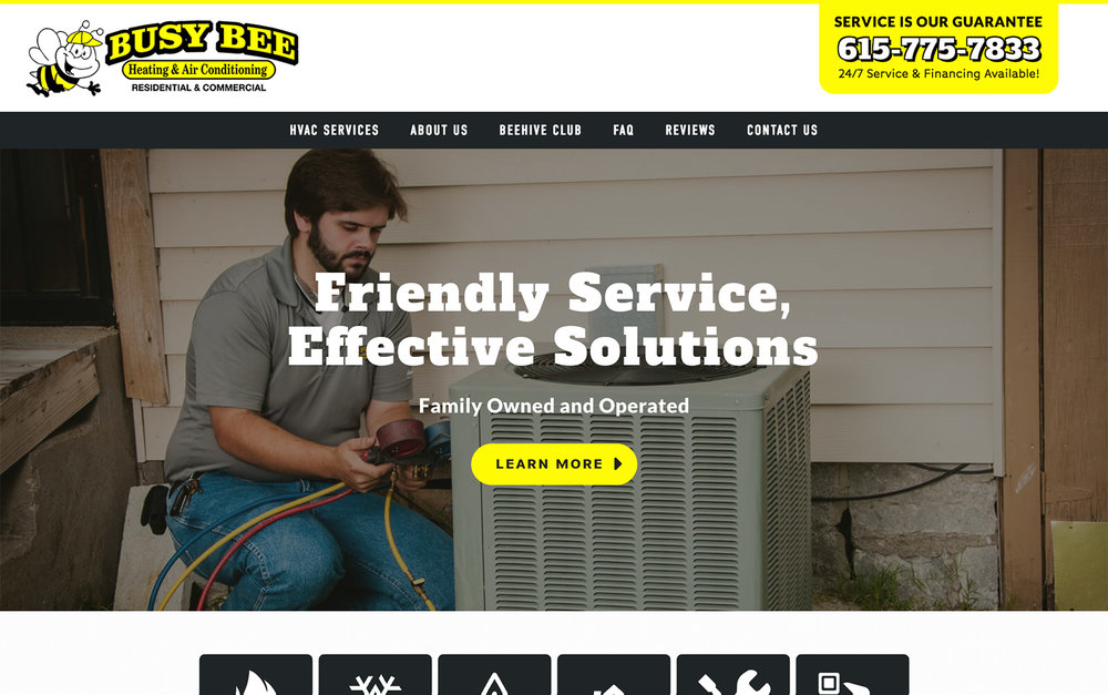 Busy Bee HVAC