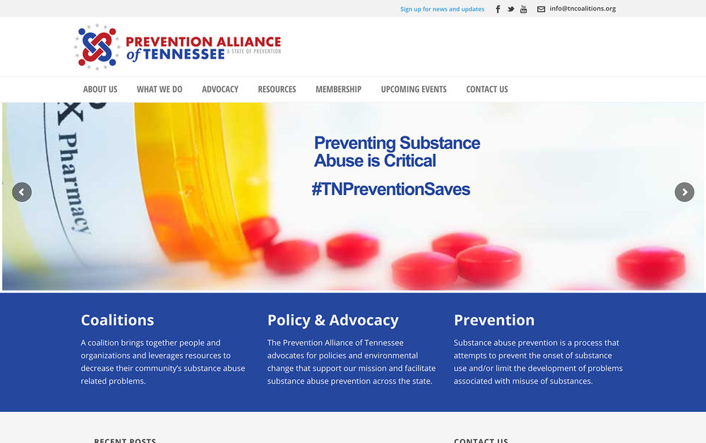 Prevention Alliance of Tennessee