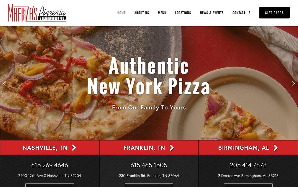 MAFIAoZA'S Pizzeria