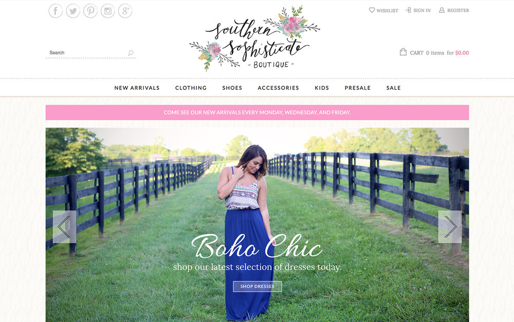 Southern Sophisticate Boutique