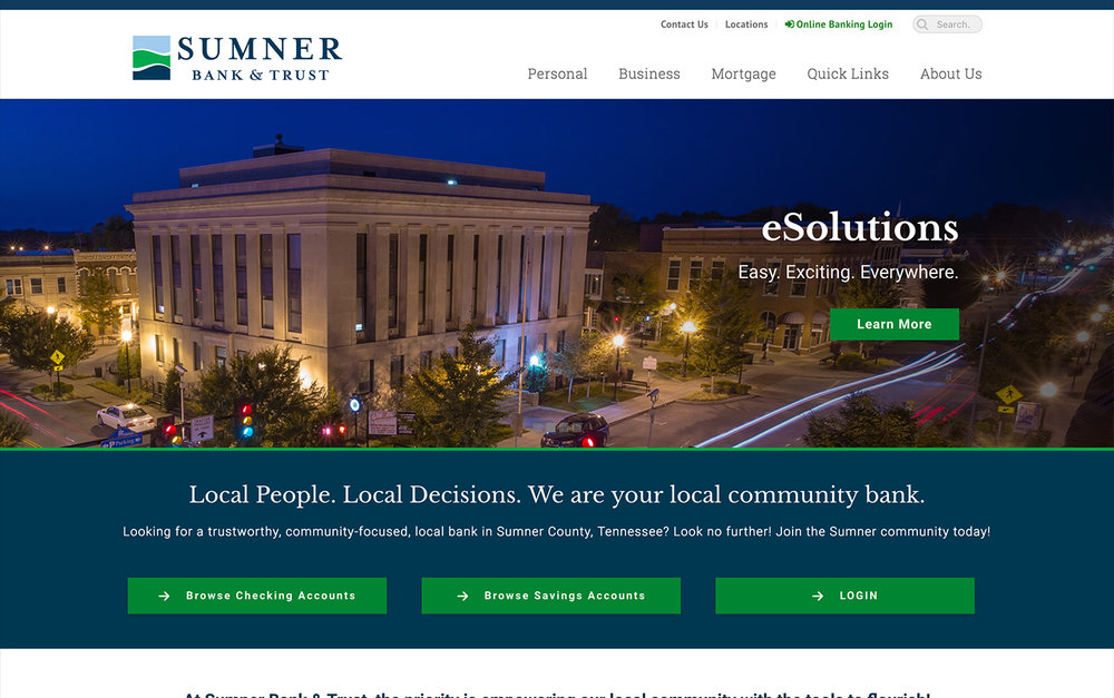 Sumner Bank