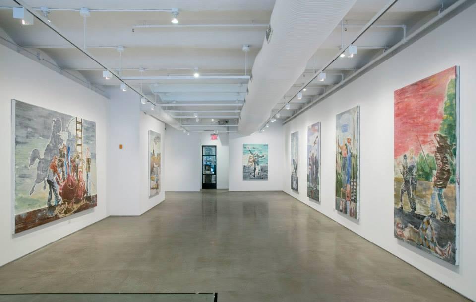 Taymour Grahne Gallery Tribeca, New York