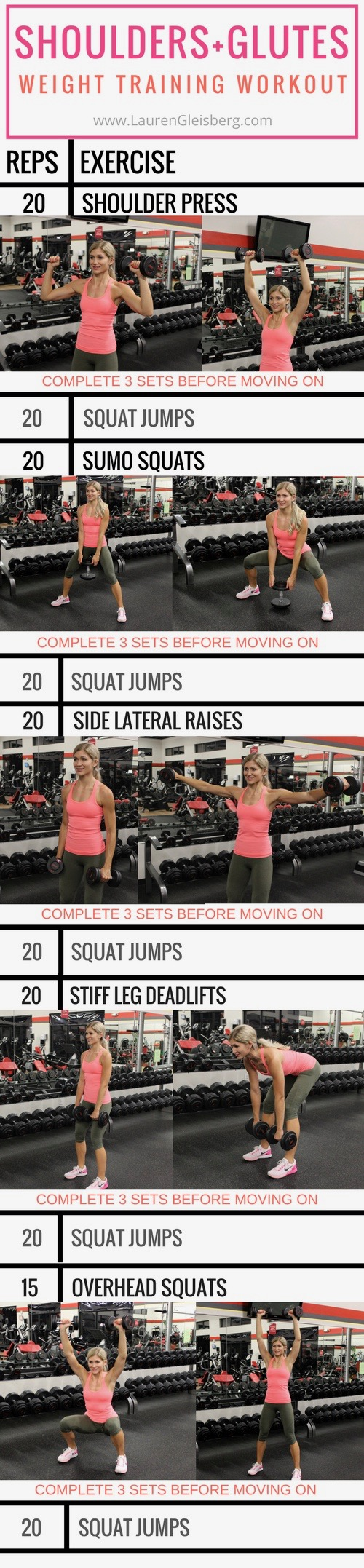 9a314df6632d9 For anyone interested in becoming more consistent with weights, here are  some excellent resources I have used from Lauren Gleisberg