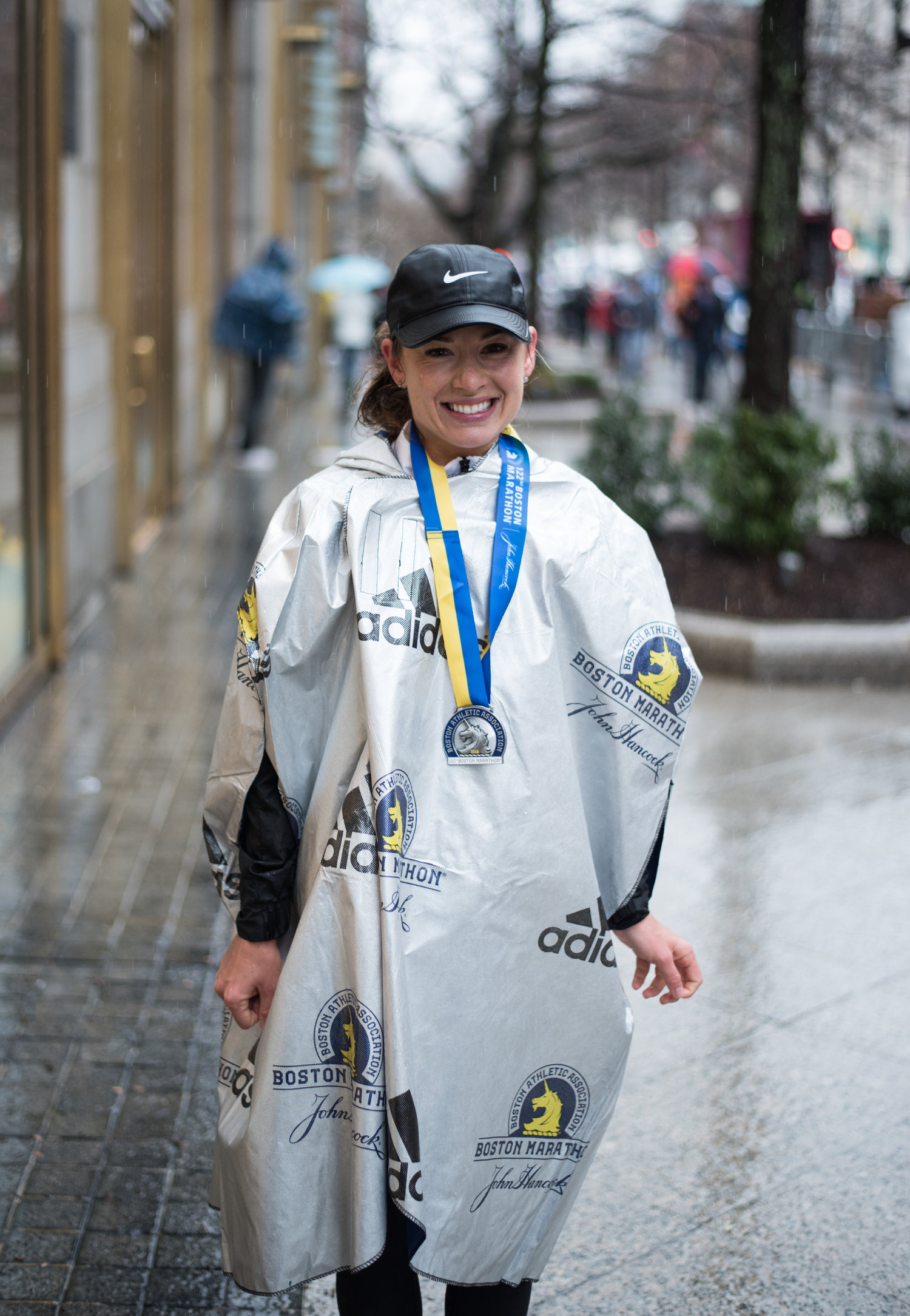 Its Heartbreaking Boston Parents Ask >> My First Boston Marathon Experience 2018 Madeline Moves