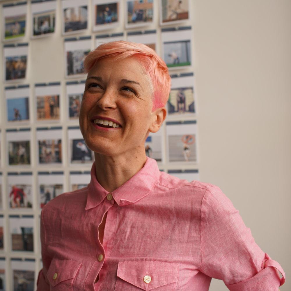 Victoria Bradford - Executive & Artistic Director