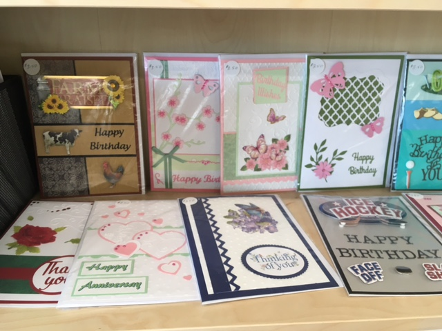 Anna Froese Cards