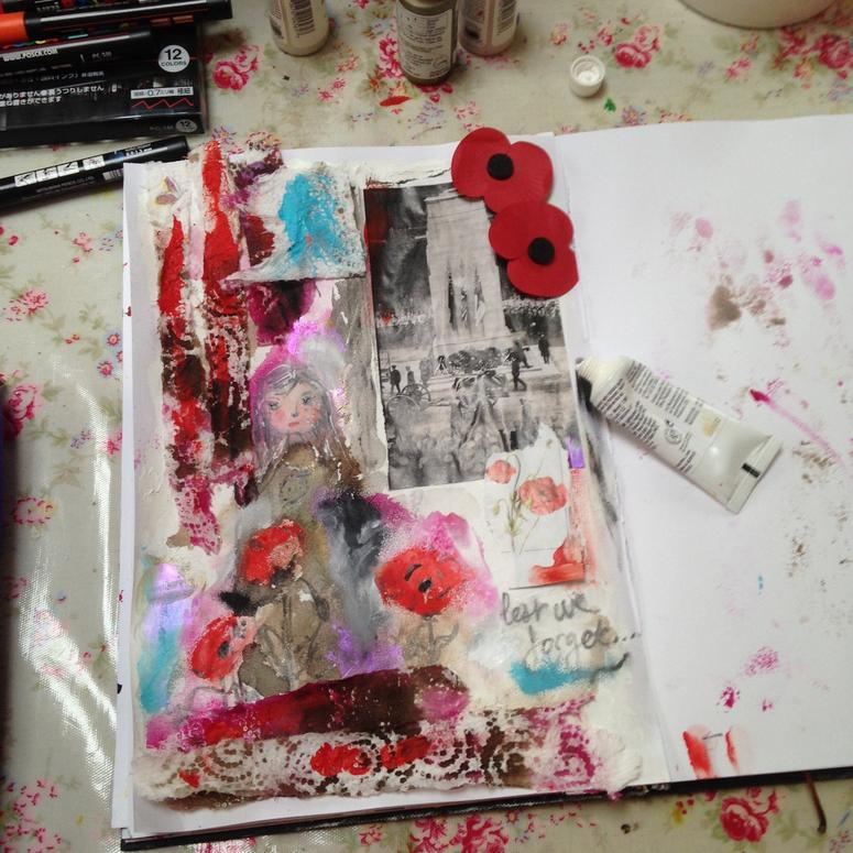 rememberance journal