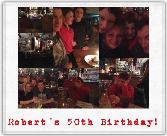 Robert's 50th