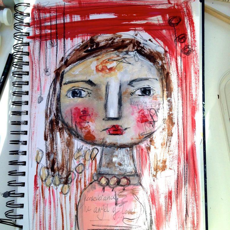 Faith Art Journaling