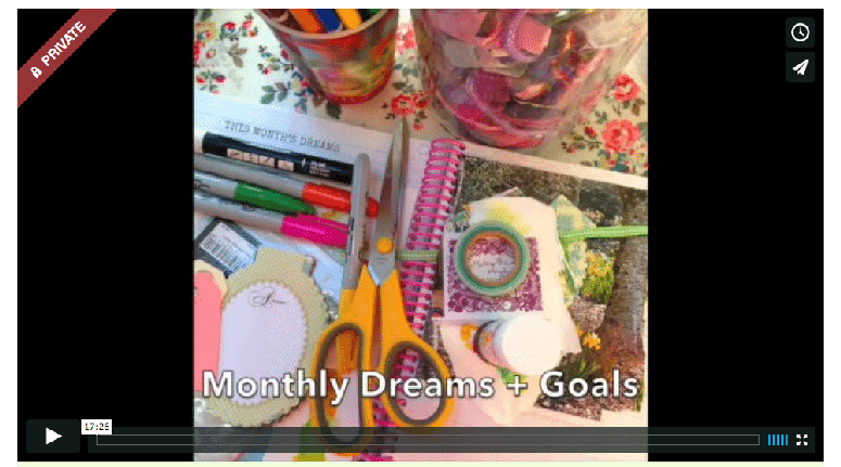 monthly dreams