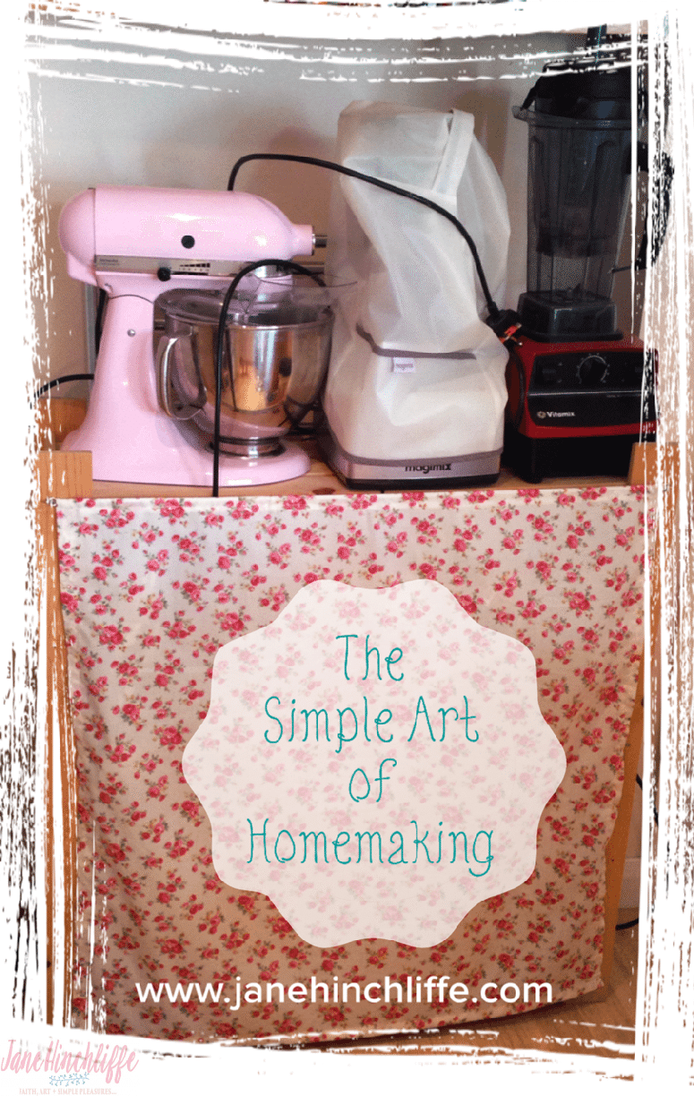 the simple art of homemaking