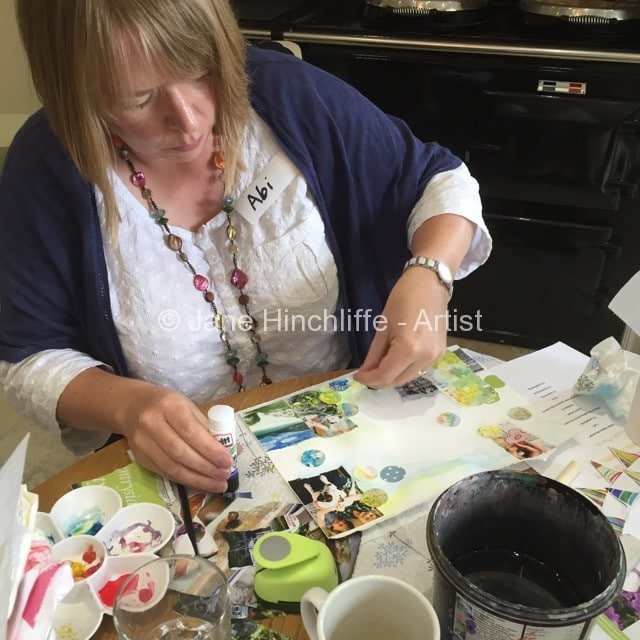 painting class workshop update