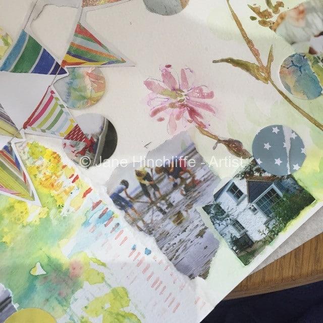 painting class art workshop update