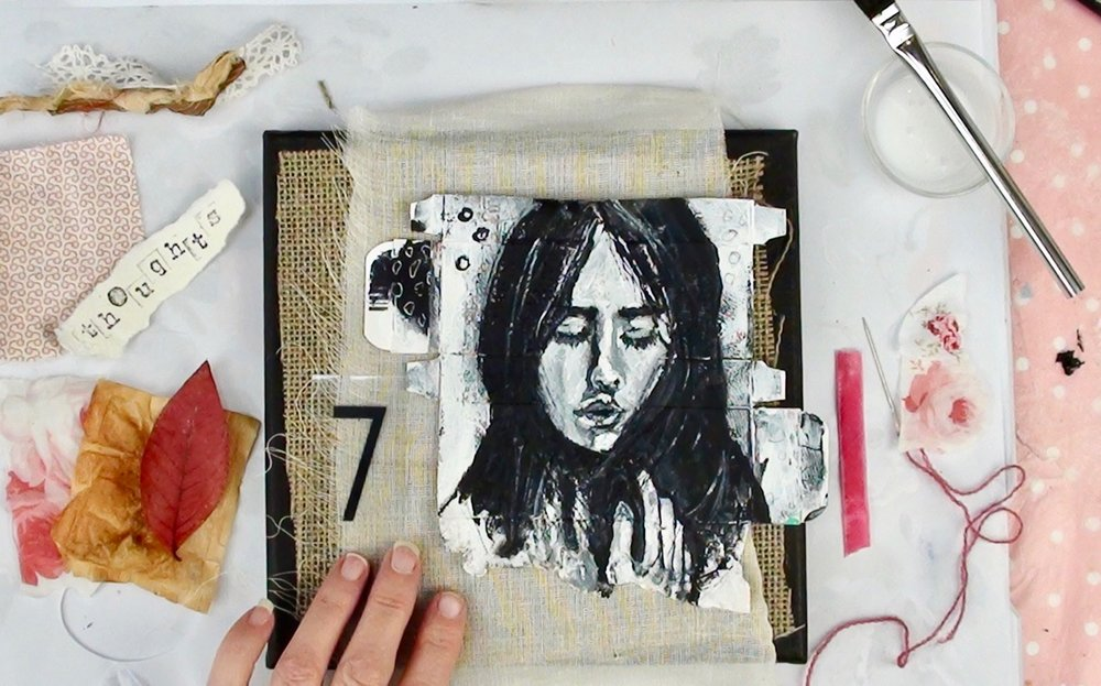 About   Jane Hinchliffe, Artist