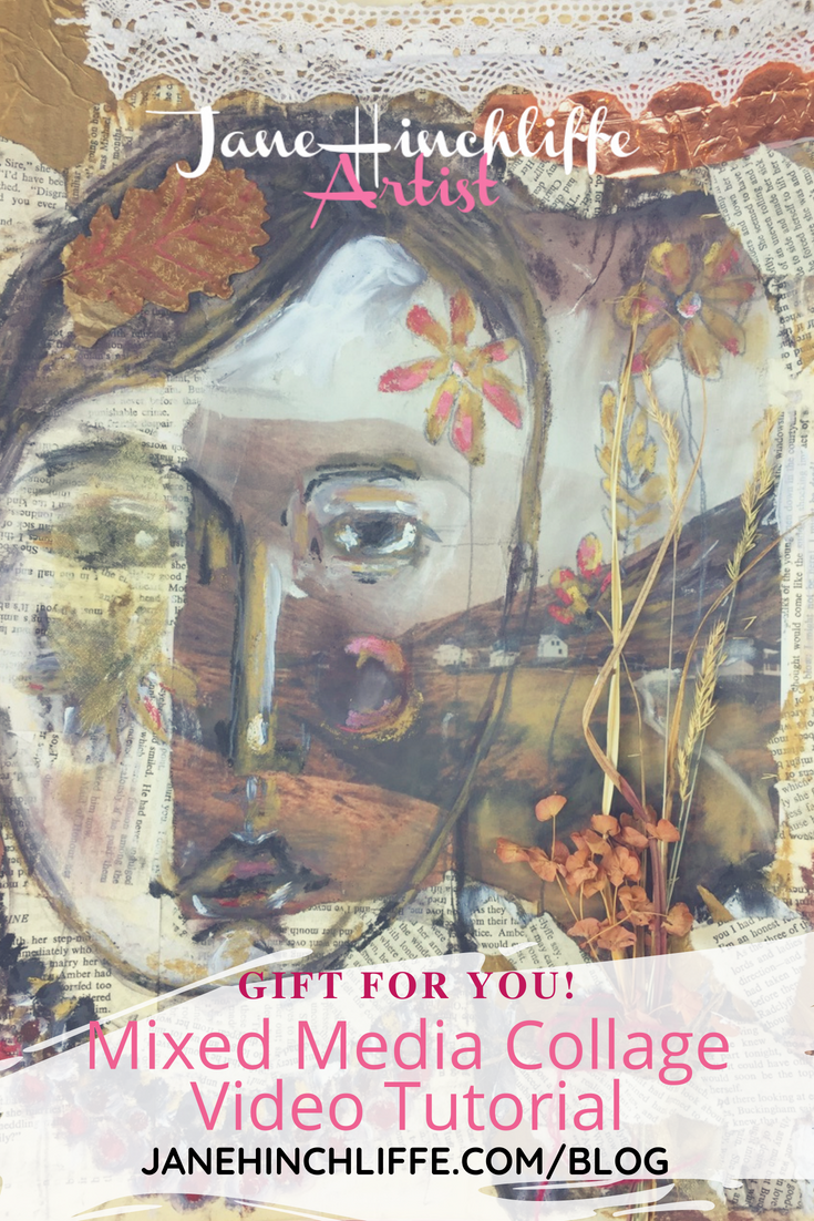 gift for you mixed media collage video tutorial.jpg