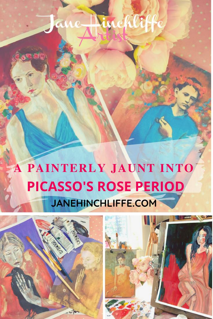 online art class picasso rose period.jpg