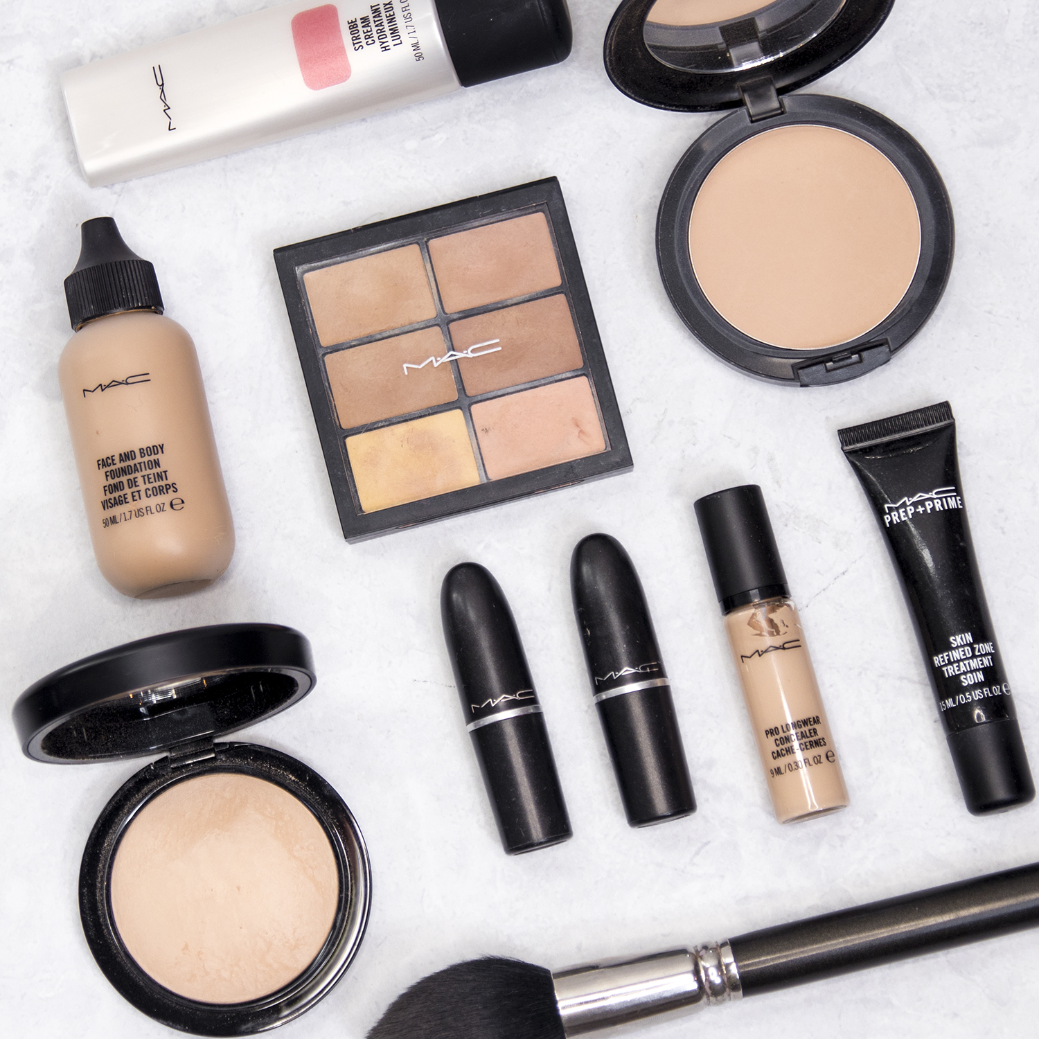 Bekend The Top Products From MAC Cosmetics According To An Ex MAC Artist @HX61