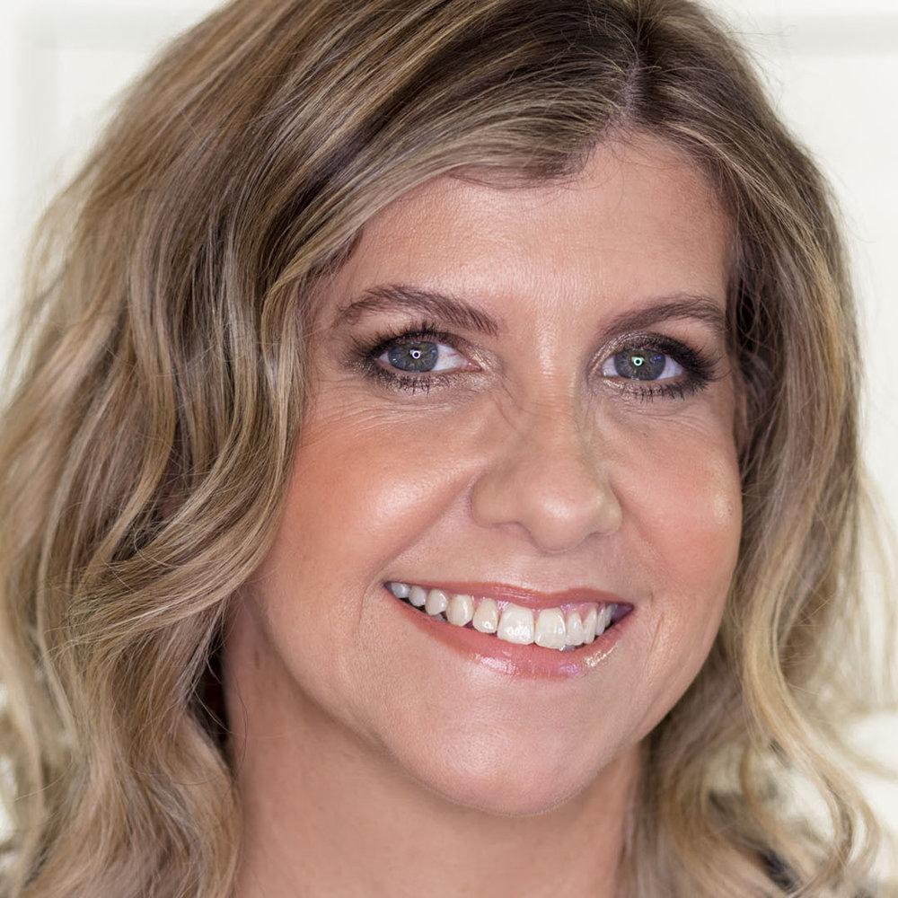 soft glam 'mature' makeup — hello sharon farrell