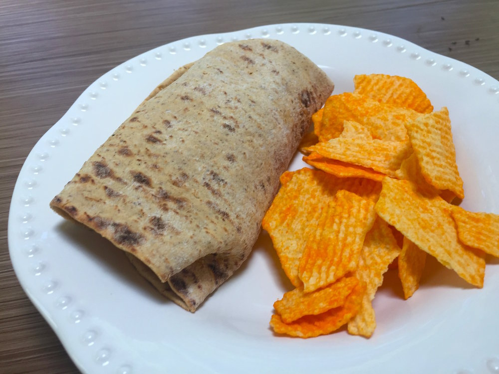 proteinup carb down flatbread recipe