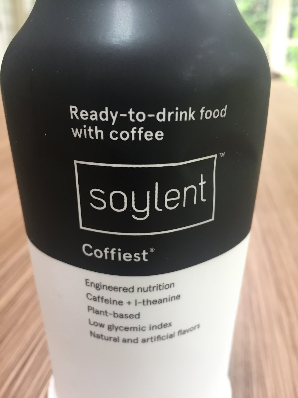 SOYLENT COFFIEST REVIEW