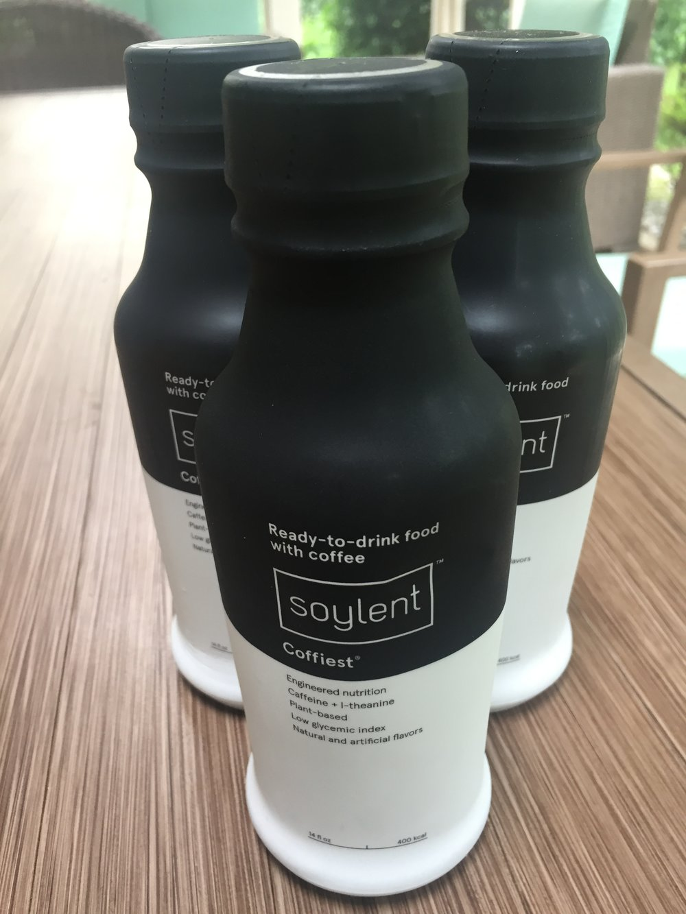soylent coffiest nutrition and ingredients