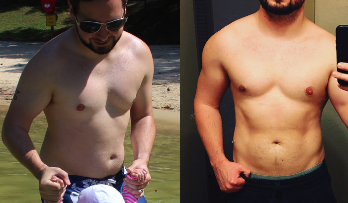 My 9 month Kinobody transformation
