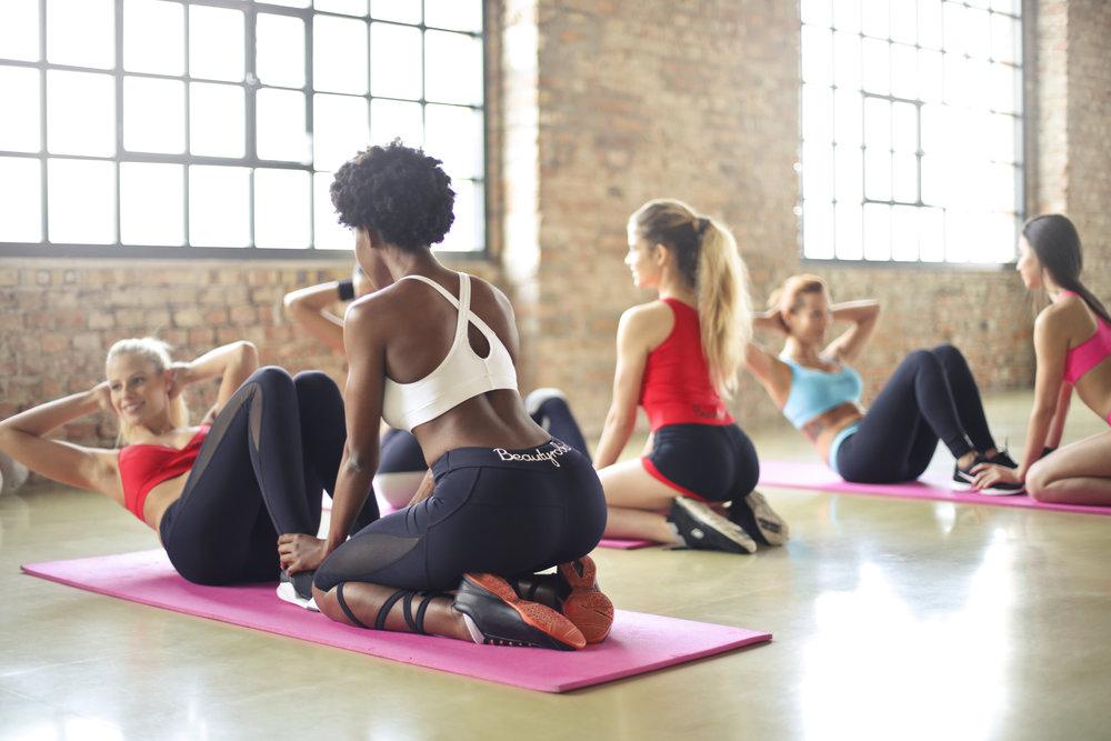 24 hour fitness vs la fitness classes