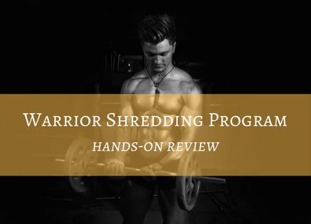 kinobody warrior shredding program review