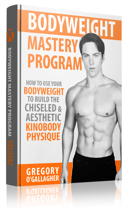 bodyweight mastery program
