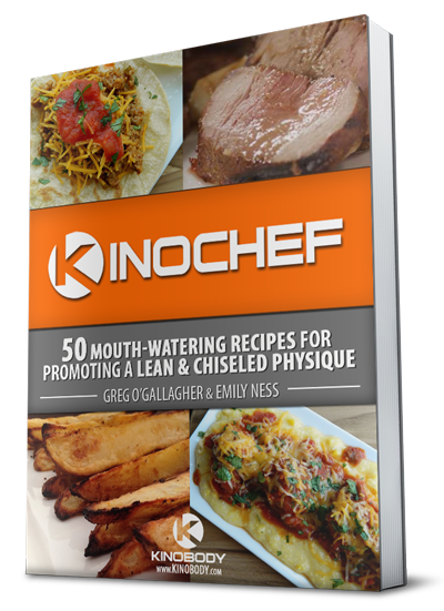kinochef cookbook cover