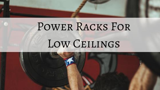 best short power rack low ceilings