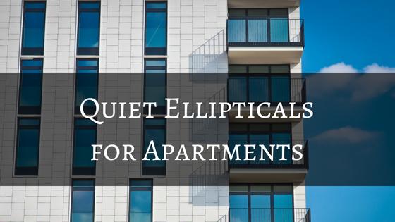 quiet elliptical for apartment