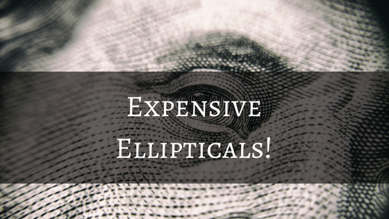 most expensive elliptical