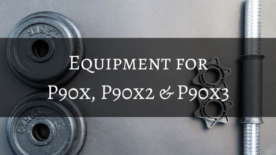 equipment for p90x