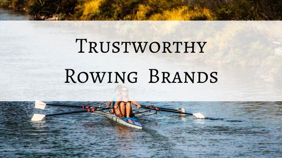 best rowing machine brands
