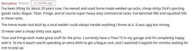 titan t3 reddit