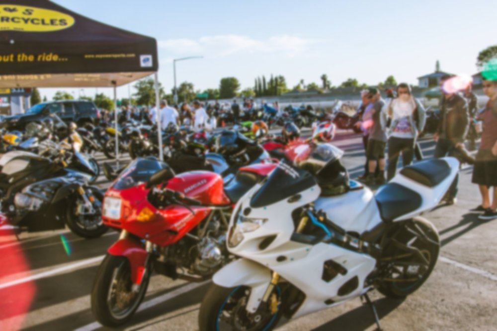 Bike Nights - There are a few recurring bike nights in the Sacramento area. Check our Events page to stay up to date with current events in the area.