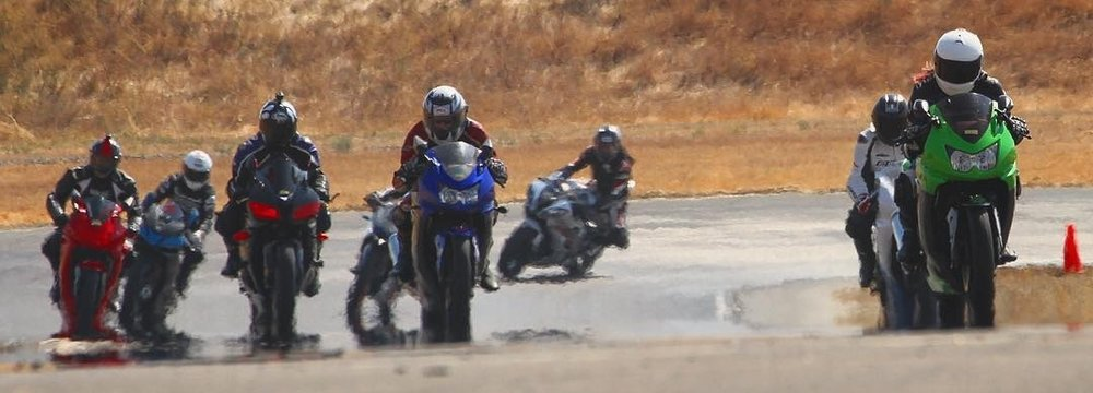 Track Days - There are many track day providers to choose from. Track days are an excellent way to focus and improve on your riding skills while simultaneously networking with wonderful people dedicated to what we all love--riding.