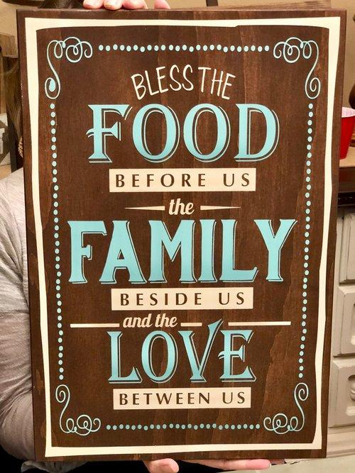 love between family