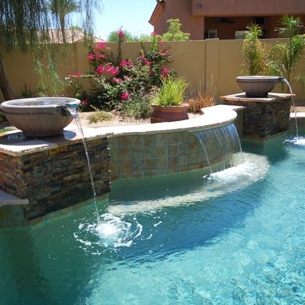 Residential Pools & Spas -