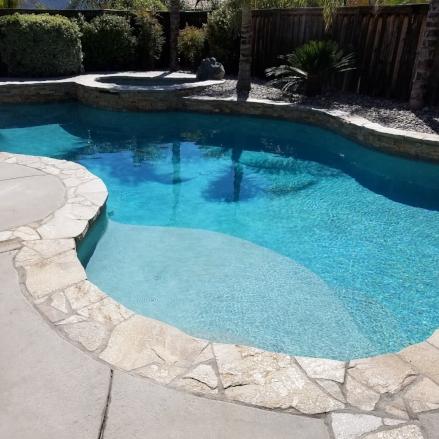 Pool Remodeling -