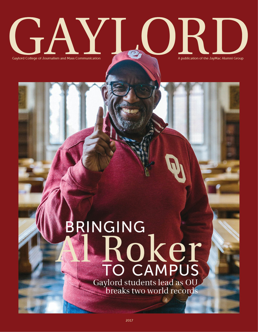 Published for Gaylord School of Journalism and Mass Communication at the University of Oklahoma