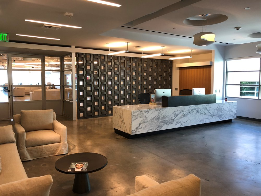 Scooter Braun Projects 30,000 SF complete 6/2018